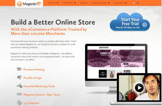 Платформа Magento для інтернет-магазину