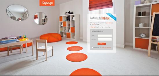 Інтернет-магазин приватних продажів Kepago