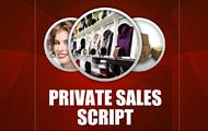 Розширений скрипт приватних продажів для закритих магазинів