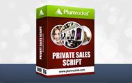 Покращений Private Sales Script v2.0 для Інтернет-магазину приватних продажів