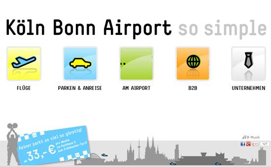 Аеропорт Кельн-Бонн